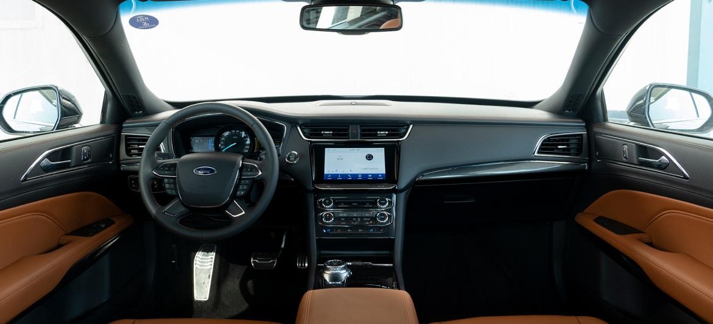 Striveme تورس 2020 تعرف على مواصفات سيارة السيدان فورد تورس والسعر بعد ضريبة 15 بالمئة