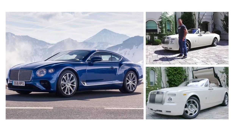 مقارنة بين سيارات اندرتيكر و جون سينا صورة 3