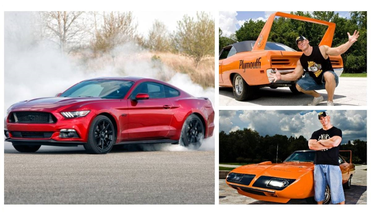 مقارنة بين سيارات اندرتيكر و جون سينا صورة 4