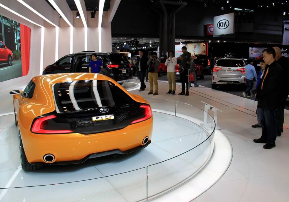 معرض نيو يورك الدولي للسيارات 2021