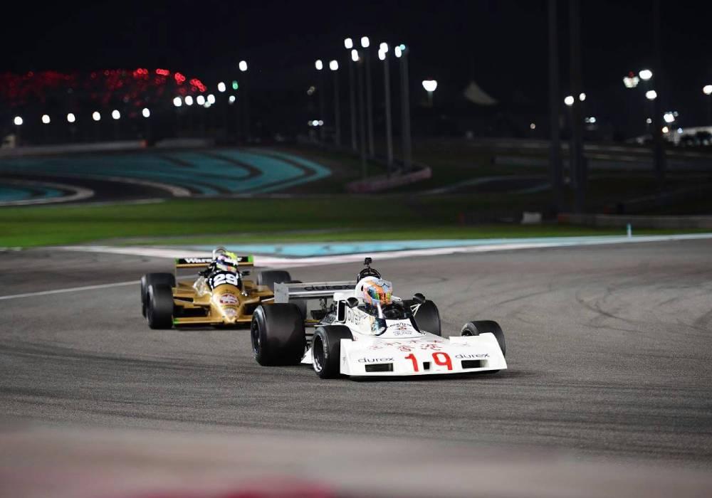 إحياء سباق الجائزة الكبرى التاريخي في دبي