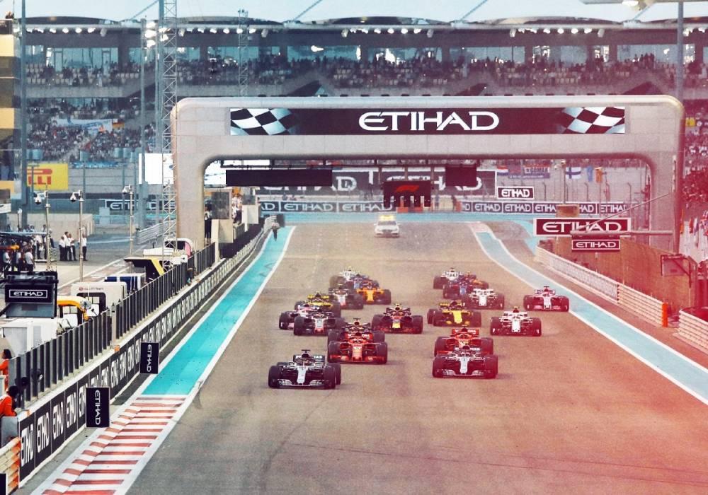 فورمولا 1 الجائزة الكبرى أبو ظبي