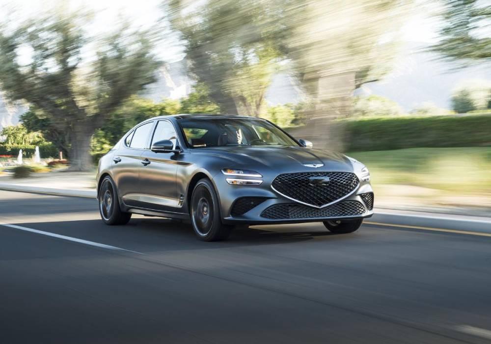 سيارتا جينيسيس  G70 وGV70 تحصدان لقب أفضل اختيار للسلامة بلس   TSP+ صورة 2