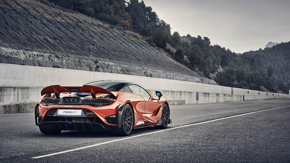 McLaren 756 LT