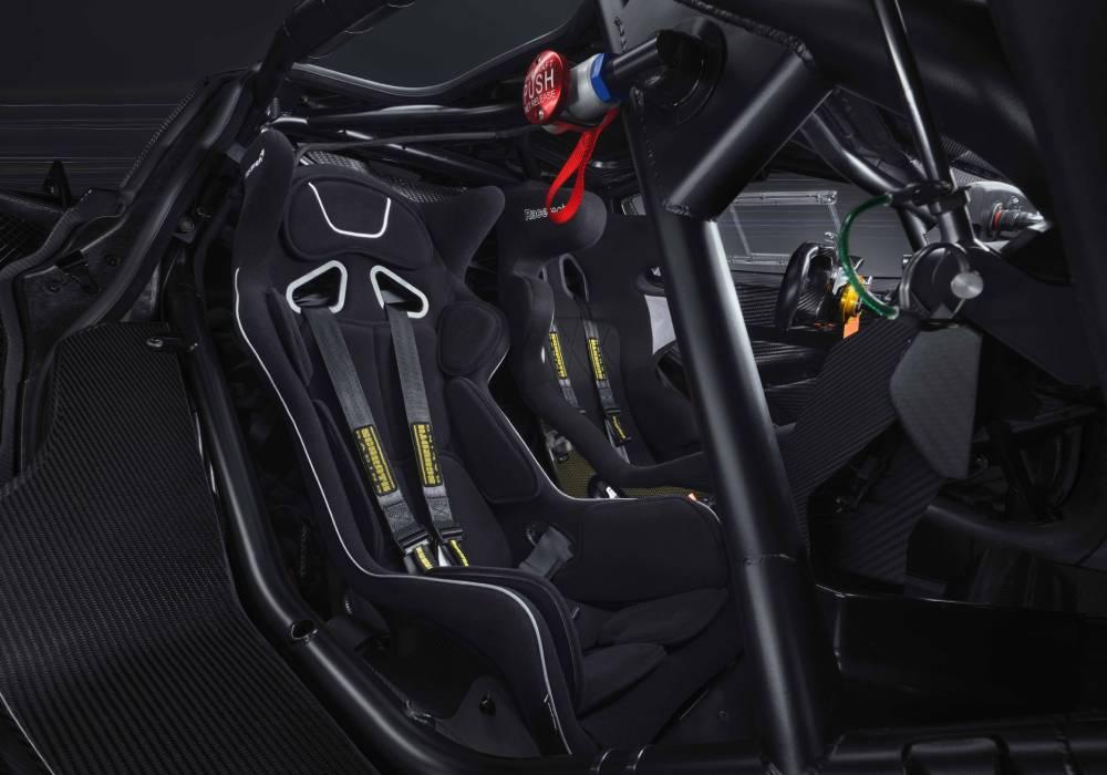 سيارة ماكلارين الجديدة 720S GT3X صورة 3