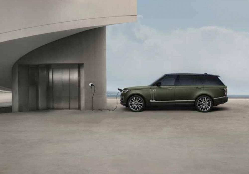 رينج روڤر ألتيميت وحدة تعديل السيارات الخاصة تقدم إصدارين حصريين جديدين صورة 2