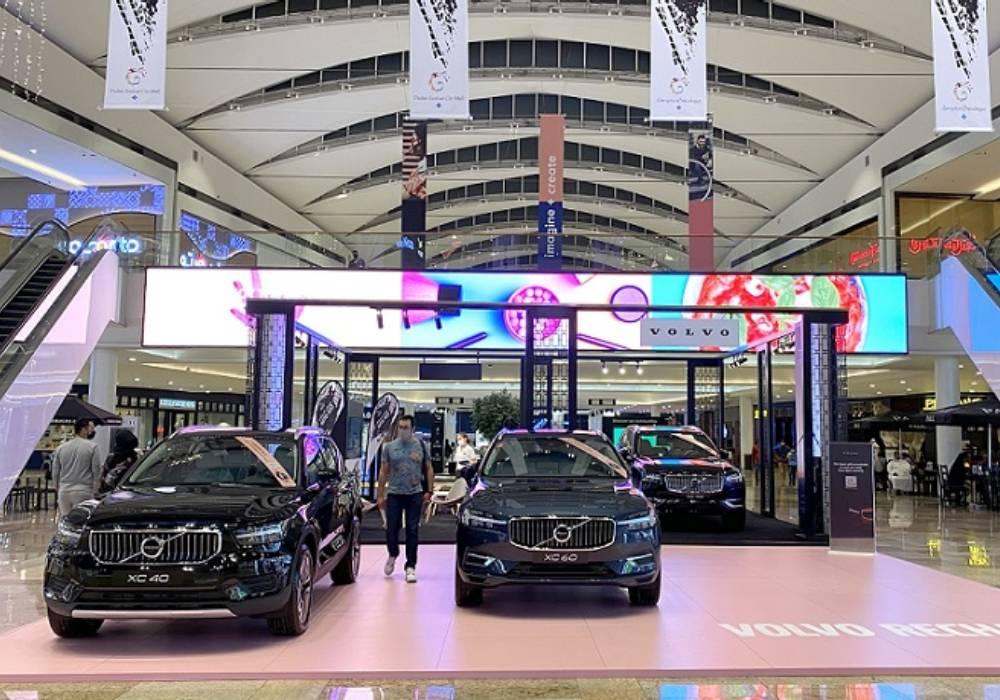 مجموعة فولفو الحصرية من السيارات الهجينة تستقطب اهتماماً كبيراً في أوتو فِست 2021 صورة 2