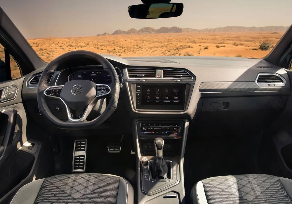 تصميم مميز وتقنيات متطورة تيغوان 2021 الجديدة تصل إلى الشرق الأوسط قريباً صورة 3