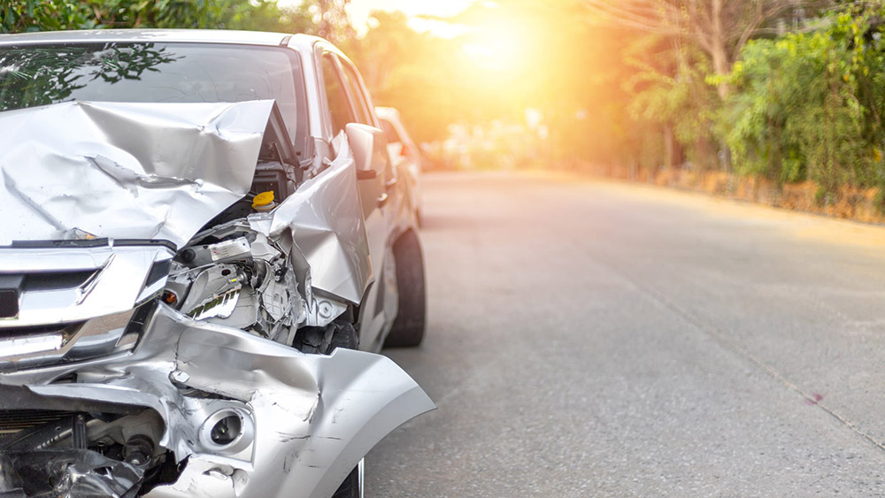 حوادث السيارات