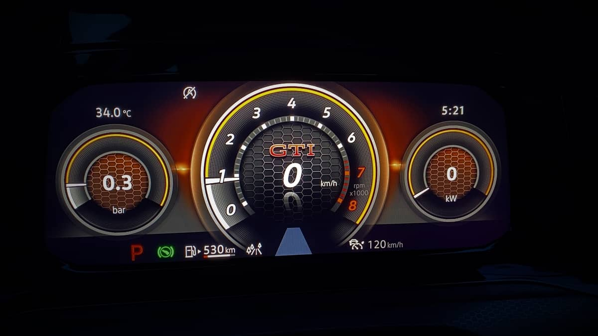 Golf GTI فولكس واغن جولف جي تي اي