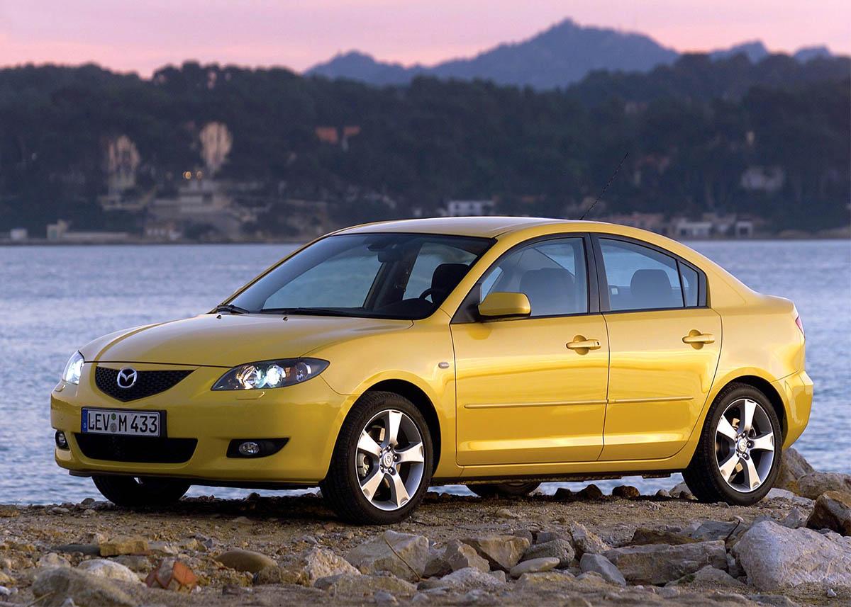 Kekurangan Mazda 3 2003 Perbandingan Harga