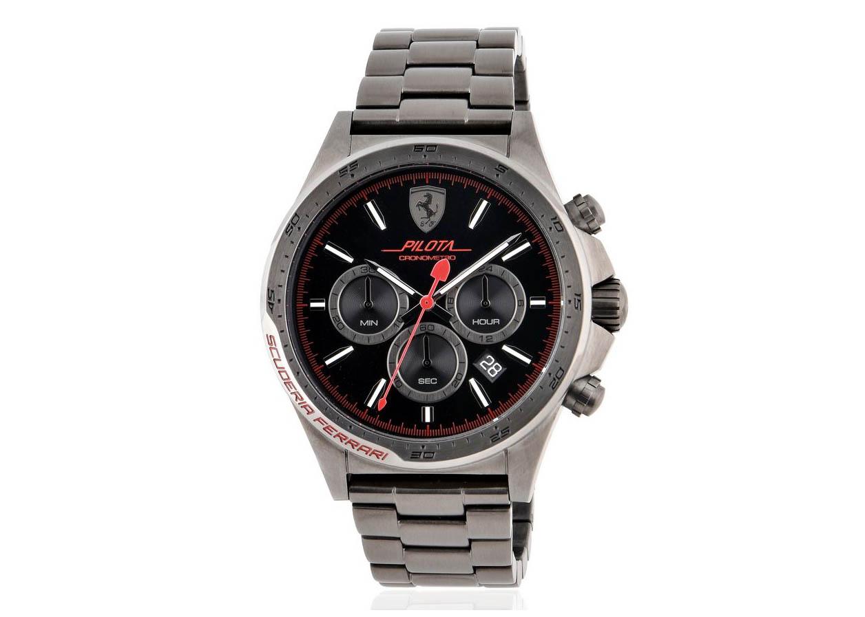915d12a58 Limited edition Pilota Chronograph watch.jpg