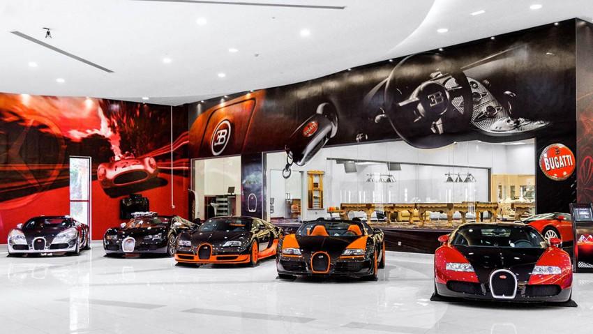 Striveme - Garage de voiture de collection ...