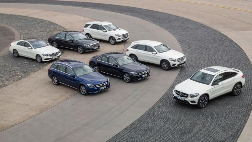 كيفية تسمية سيارات مارسيدس الالمانية