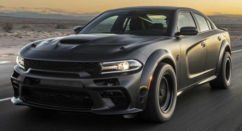 دودج تشارجر معدلة بقوة تضاهي بوجاتي شيرون! SpeedKore-Dodge-Charger.jpg
