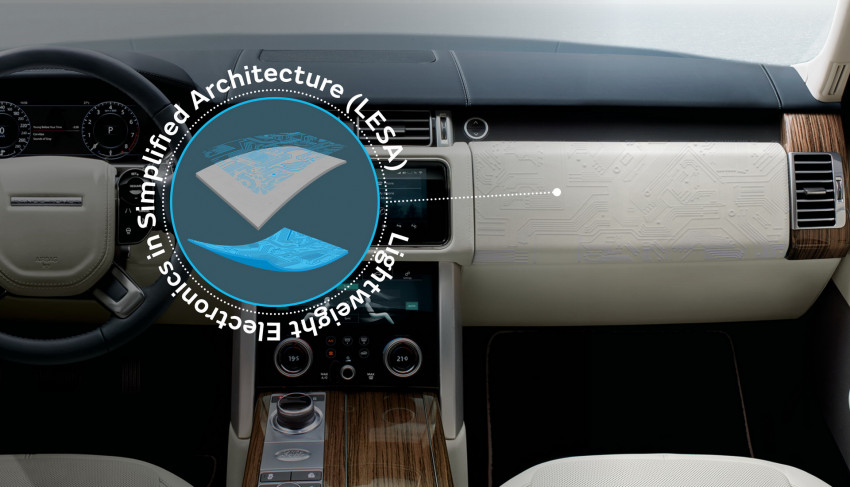 jlr printed electronics car personalization 1