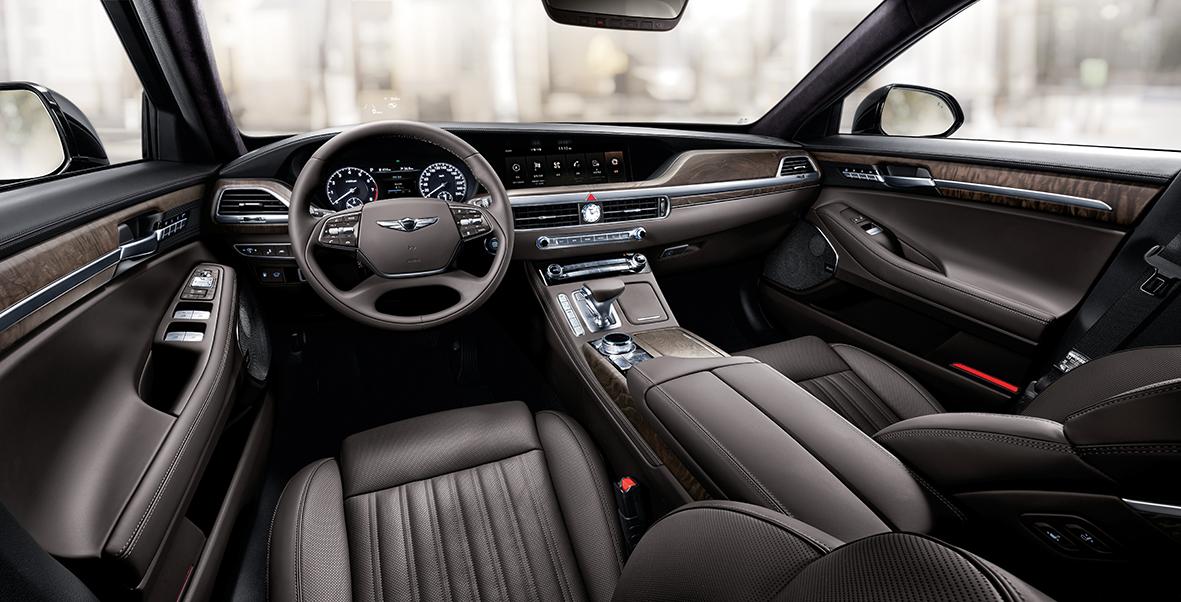 رسميا سيارة جينيسيس موديل 2020