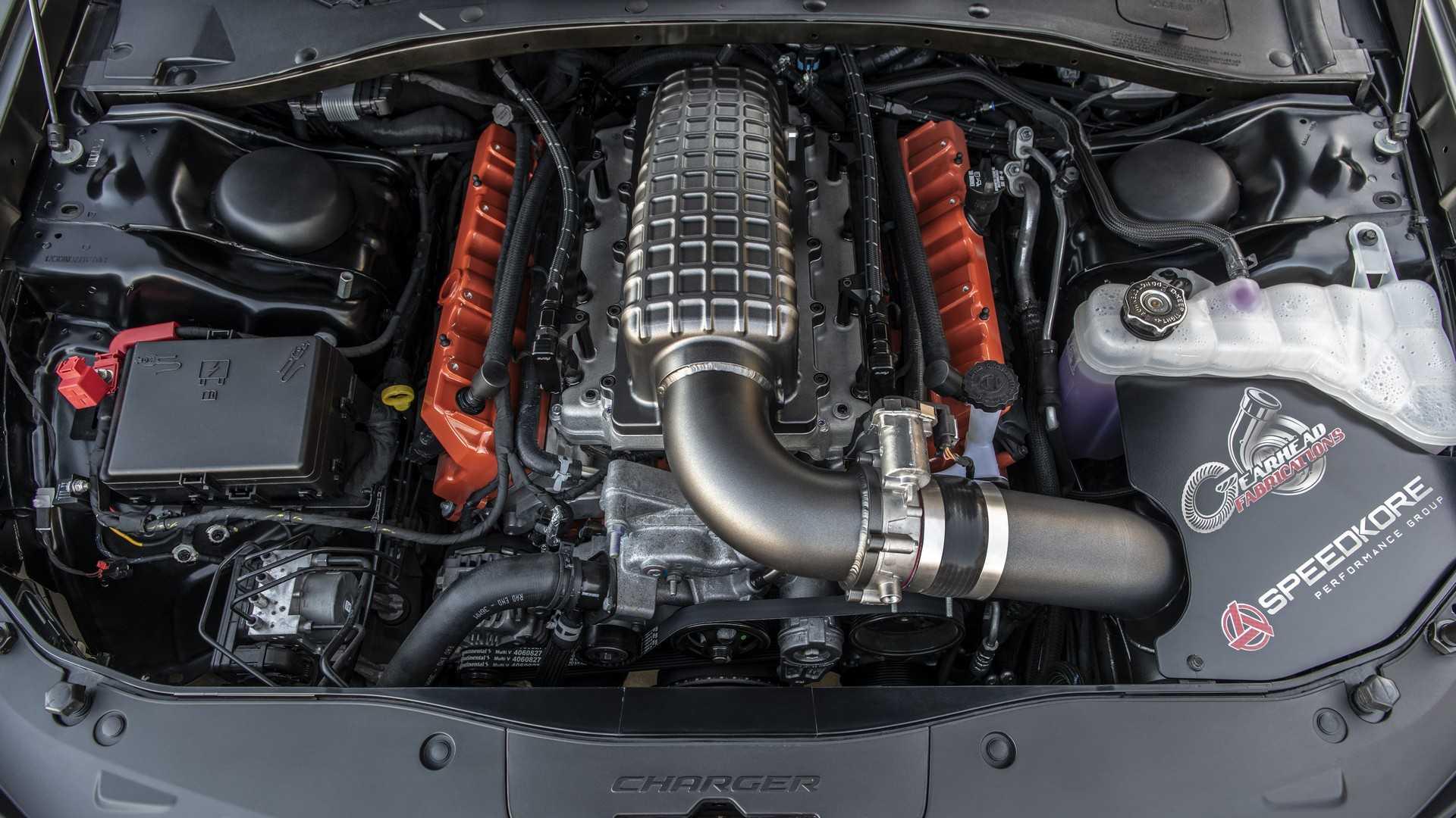 دودج تشارجر معدلة بقوة تضاهي بوجاتي شيرون! SpeedKore-Dodge-Charger-36.jpg