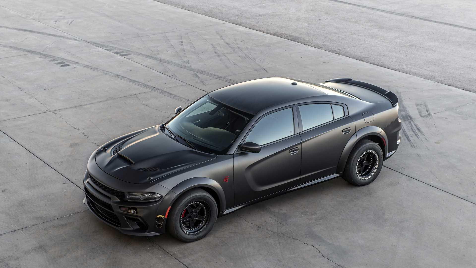 دودج تشارجر معدلة بقوة تضاهي بوجاتي شيرون! SpeedKore-Dodge-Charger-4.jpg
