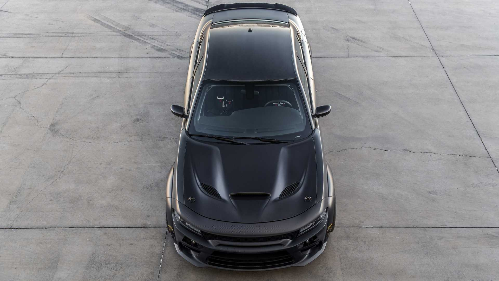 دودج تشارجر معدلة بقوة تضاهي بوجاتي شيرون! SpeedKore-Dodge-Charger-8.jpg