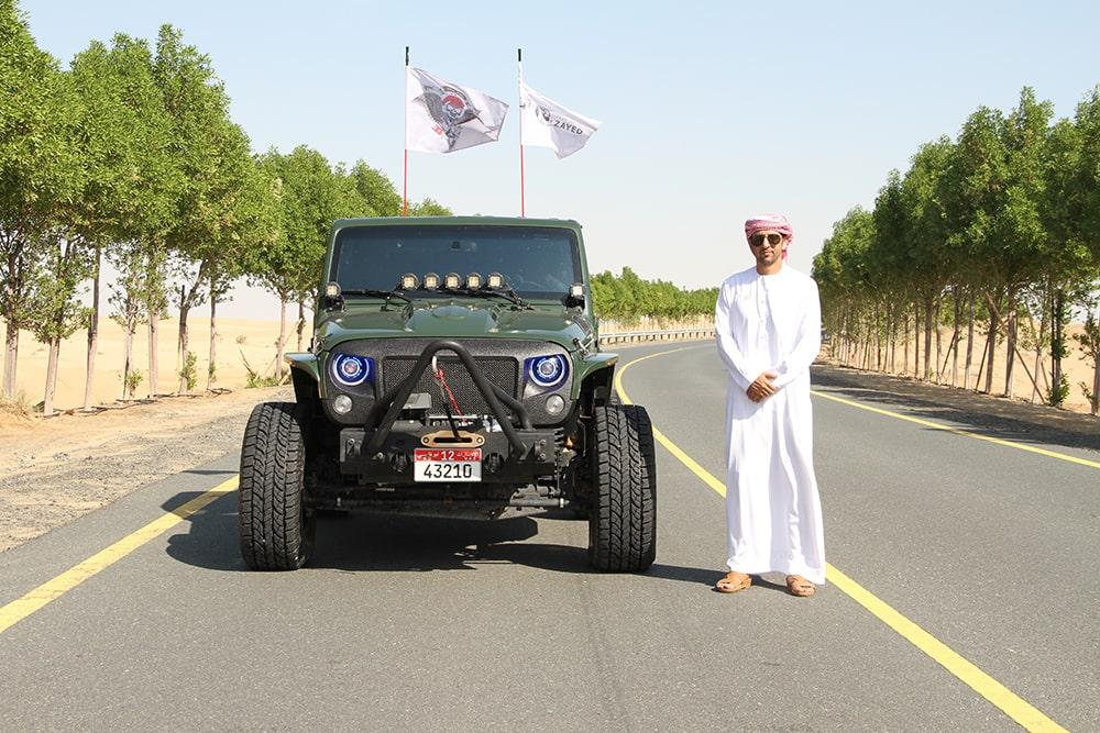 10 أشياء جنونية غريبة لن تراها إلا في دبي..!