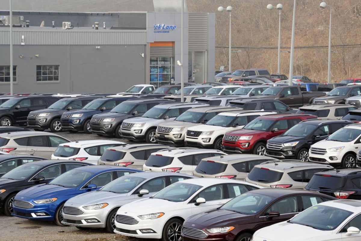 بيع سيارات مستعملة